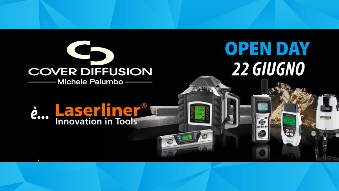 OPEN DAY Laserliner 22 giugno