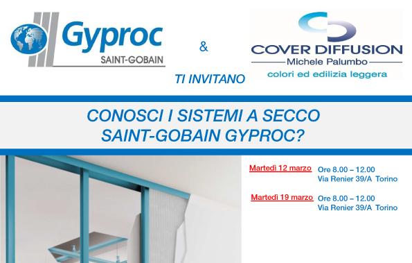 Conosci i Sistemi a Secco Gyproc