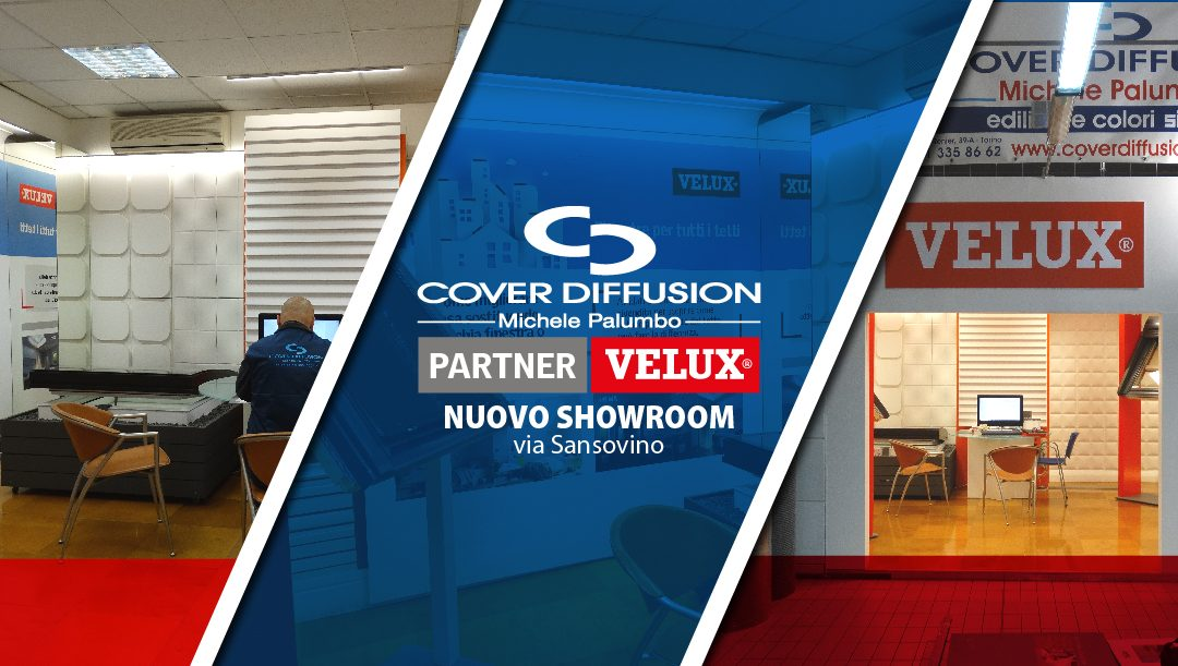 Nuovo showroom Velux