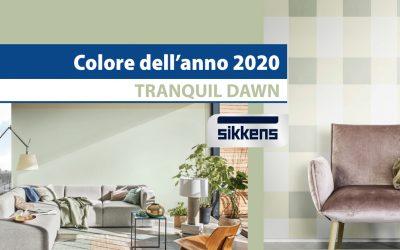Colore dell'anno 2020 – Tranquil Dawn