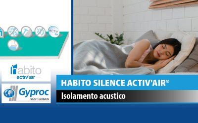 Habito Silence Activ'Air® Gyproc