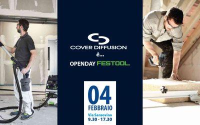 Open Day Festool 4 Febbraio