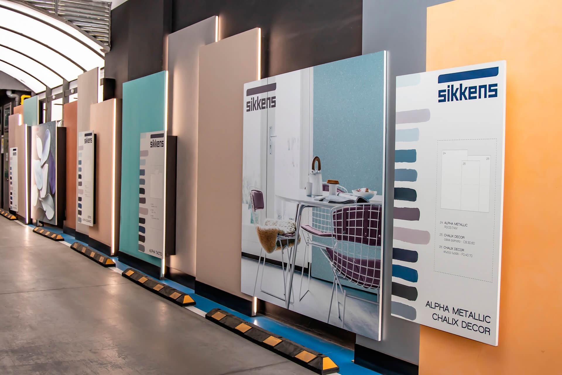Cover Diffusion rivenditore Sikkens Torino