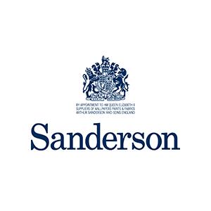 Sanderson Carta da parati