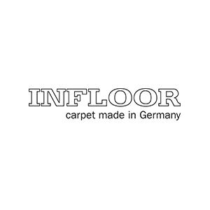 Infloor carpet made in Germany