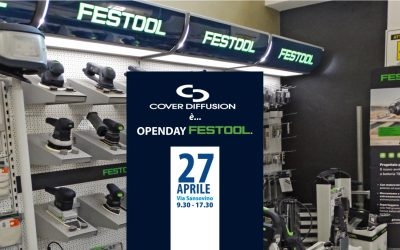 Open Day Festool 27 aprile