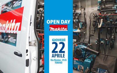 Open Day Makita 22 aprile