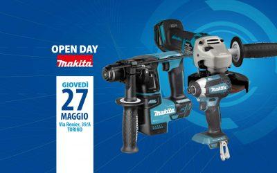 Open Day Makita 27 maggio
