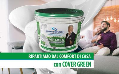 Ripartiamo dal comfort di casa con Cover Green