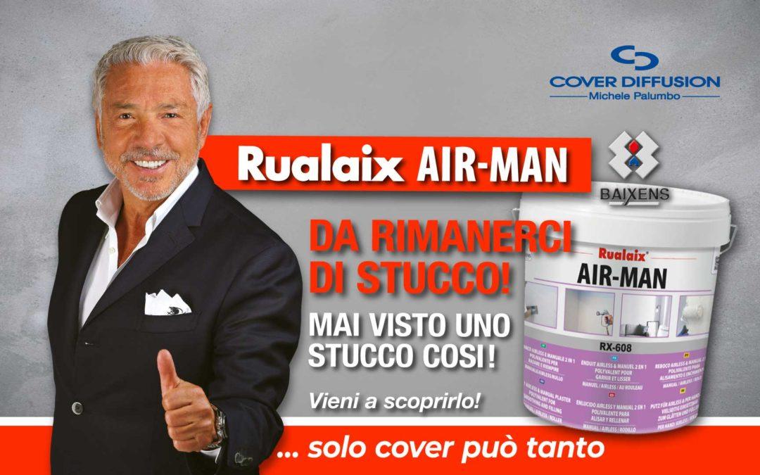 Stucco Rualaix Air- Man