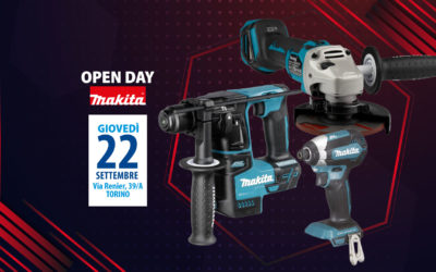 Open Day Makita 22 settembre